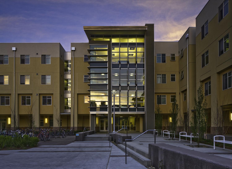 UC Davis Tercero 2 Student Housing • Mogavero Architects Uc Davis Dorms