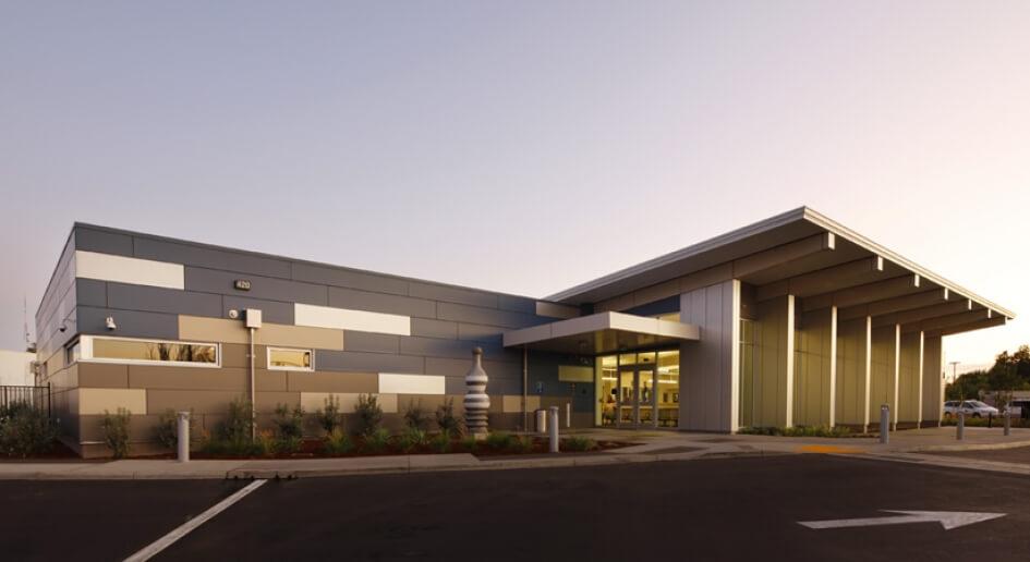 Greyhound Bus Terminal (Sacramento) • Mogavero Architects